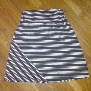 Cute Black & White Skirt
